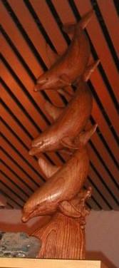 Deko-Objekte Holz und Natur