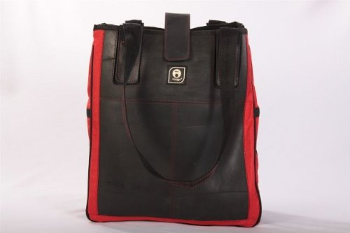 Taschen aus Recyclingmaterial