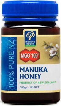 Aktiver Manuka Honig MGO 100 - UMF 10+ aus Neuseeland, 500g