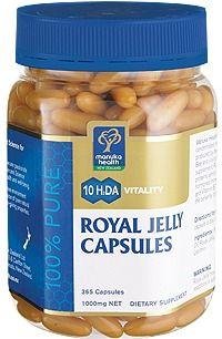 Geleé Royal-Kapseln 1000 mg, 365 Stück