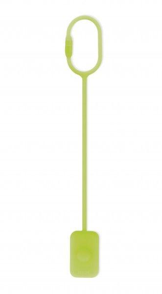Handtaschenlicht LED mit Magnetverschluss gelbgrün