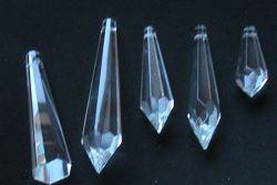 Feng Shui-Glasstab einfach 58mm