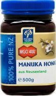 Aktiver Manuka Honig MGO 400 - UMF 20+ aus Neuseeland, 500g