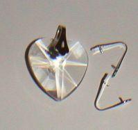 Metallaufhänger für Feng Shui-Kristalle breit