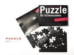Puzzle für Schwarzseher von familie von quast