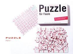 Puzzle für Faule von Familie von Quast
