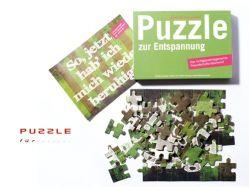 Puzzle zur Entspannung von Familie von Quast