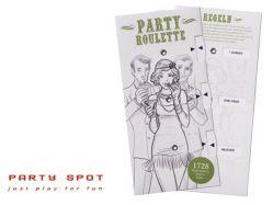 Party-Roulette von Familie von Quast