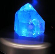 Polierter Bergkristall für LED