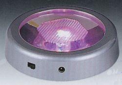 LED-Sockel mit 3 LED inkl. Netzteil