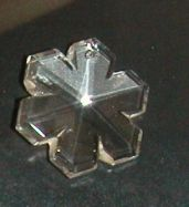 Feng Shui Schneekristall