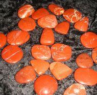 Jaspis rot-Scheibenstein