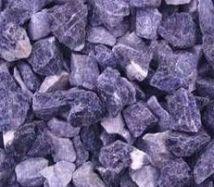 Brunnenfüllsteine - Dekoedelsteine Sodalith