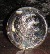 Traumkugel 7cm Spirale